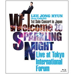 1st Solo Concert in Japan ~Welcome to SPARKLING NIGHT~ Live at Tokyo International Forum【BOICE盤Blu-ray】