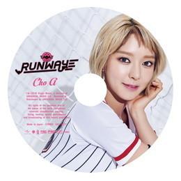 2nd ALBUM『RUNWAY』≪初回限定盤ピクチャーレーベル(CHOA)≫