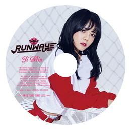 2nd ALBUM『RUNWAY』≪初回限定盤ピクチャーレーベル(JIMIN)≫