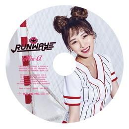 2nd ALBUM『RUNWAY』≪初回限定盤ピクチャーレーベル(MINA)≫