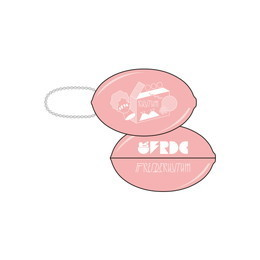 コインの住み処ケース/ピンク