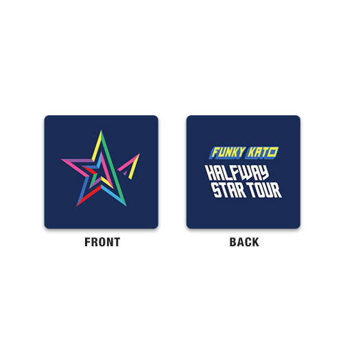 HALFWAY STAR TOUR リストバンド