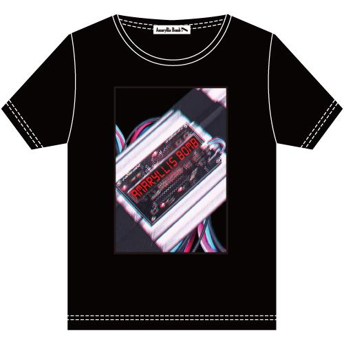 ホログラフィック Bomb Tシャツ
