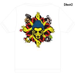 quad4sTシャツ(White)