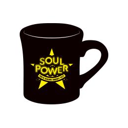 """SOUL POWER 2017""マグカップ"