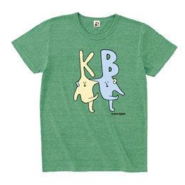 KBくんTシャツ【グリーン】