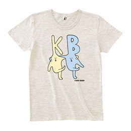 KBくんTシャツ【オートミール】