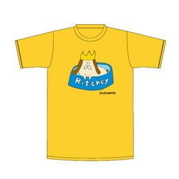 リッチーのリッチなTシャツ/イエロー
