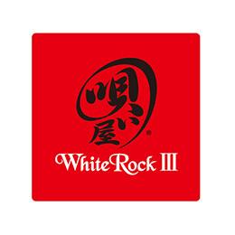 リストバンド(WHITE ROCKⅢ)RED