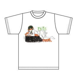 すしTシャツ【いくら】