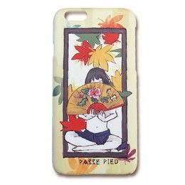 iPhoneケース【紅葉】
