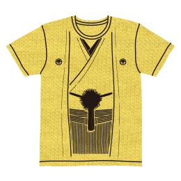 伽羅古袴Tシャツ【イエロー×ブラック】