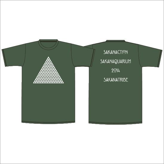 TRIBE Tシャツ(kahki)