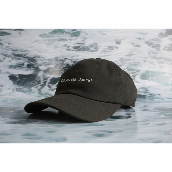 "NFSC ""Can you still dance?"" CAP Black"