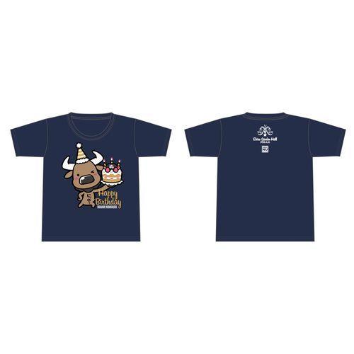 【沼倉愛美】にゅさんバースデーverTシャツ