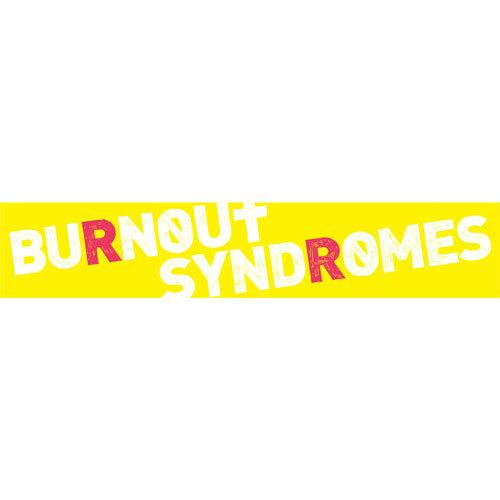 【BURNOUT SYNDROMES】[復刻]ロゴマフラータオル(イエロー)