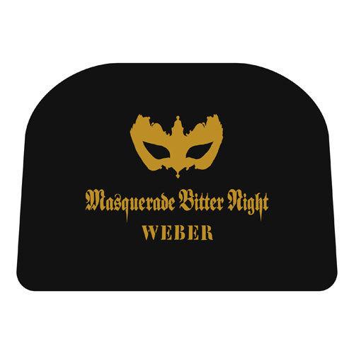 【WEBER】Masquerade Bitter Pouch