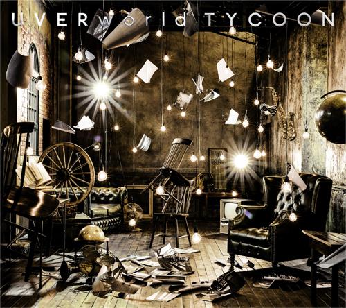 【UVERworld】TYCOON(初回生産限定盤)