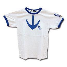 ヤマトコラボグッズ 宇宙戦艦ヤマト2199×大阪市音楽団コラボTシャツ【白×青】