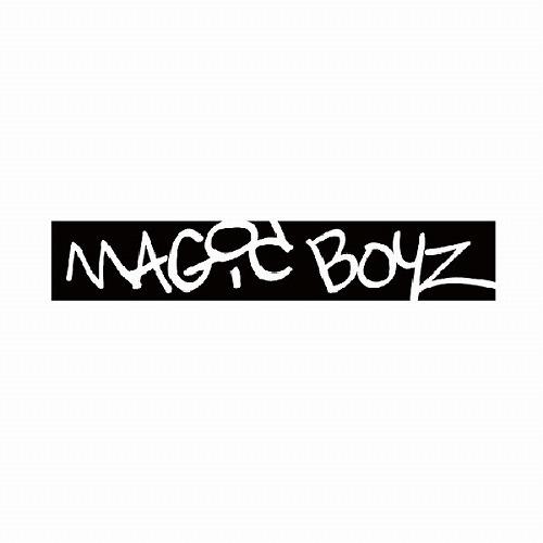【MAGiC BOYZ】マジボマフラータオル(ブラック)