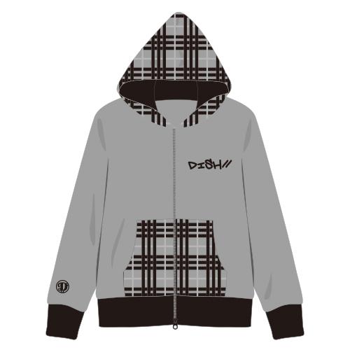 【FC会員限定】[DISH//]5th Anniversaryパーカー(A.北村匠海ver.)