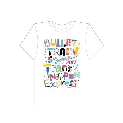 [超特急]Trans NIPPON Express Tshirt(白)