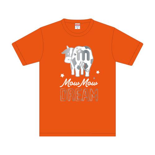 [M!LK] Mow Mow DREAM Tshirt(橙)