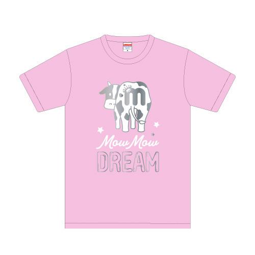 [M!LK] Mow Mow DREAM Tshirt(桃)