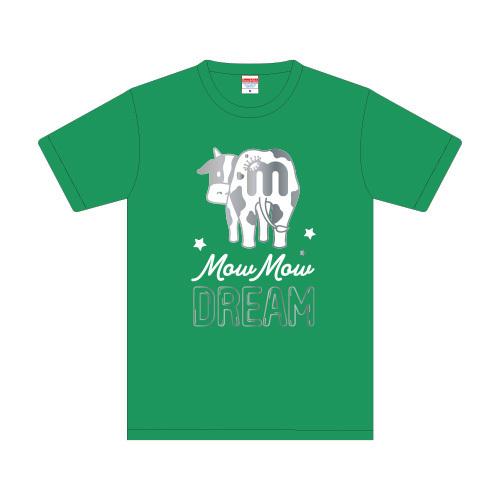 [M!LK] Mow Mow DREAM Tshirt(緑)