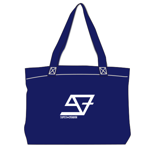 [SUPER★DRAGON]SUPER★DRAGON Tote Bag
