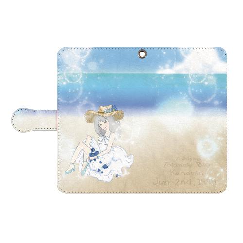[ときめき宣伝部]ときめきブルー かなみん生誕祭記念スマホケース