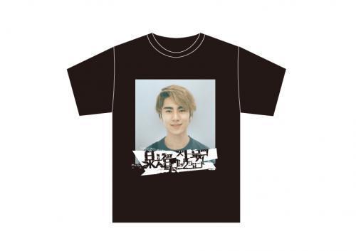 【FC会員限定】[DISH//]泉大智、史上最高ロックンロールショー Tシャツ