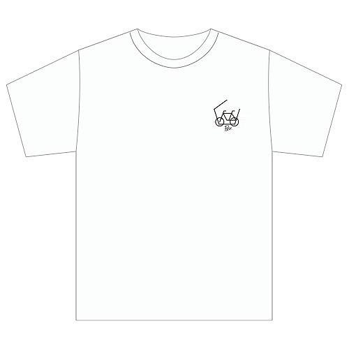 [PrizmaX]LEVEL3 Tシャツ(白)