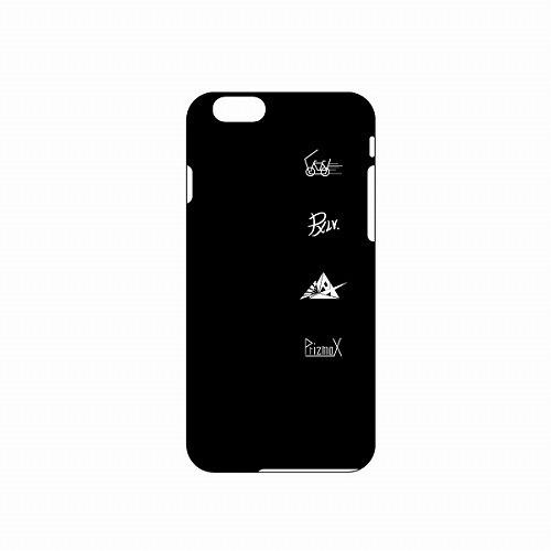 [PrizmaX]LEVEL3 iPhoneケース ※ハードタイプ(黒)