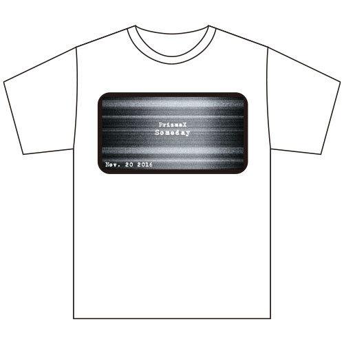 [PrizmaX]LEVEL4 Tシャツ(白)