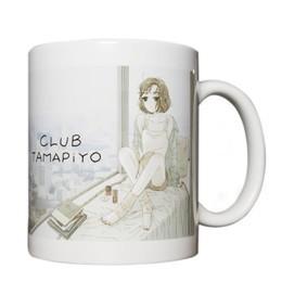 大島智子さんイラストマグカップ