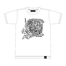 「Wi-Fi」Tシャツ