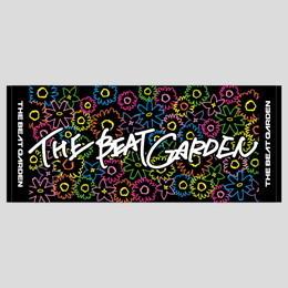 THE BEAT GARDEN Official タオル/ブラック