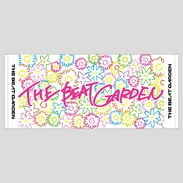THE BEAT GARDEN Official タオル/ホワイト