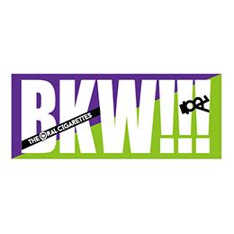 BKW!!!タオル【紫/黄緑】