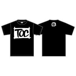 TOC OFFICIAL GOODS Tシャツ黒