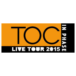 "TOC LIVE TOUR 2015 ""IN PHASE""フェイスタオル"