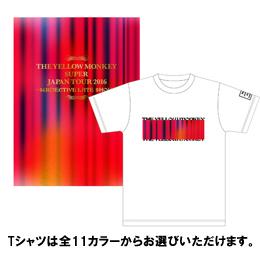 パンフレット  + 【先行販売限定カラー 】 -SLS- TOUR Tシャツ セット