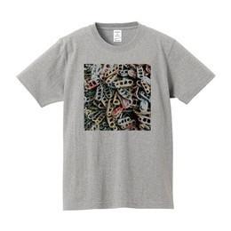 鉄屑Tシャツ(グレー)