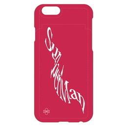 SUPERMAN Mirror&IC card対応 iPhoneCASE