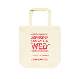 Glitch typography Tote bag
