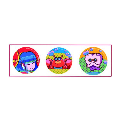 【ORESAMA】缶バッチ(Aセット)