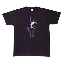 Tシャツ(ディープパープル)