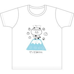 【藤咲彩音生誕2016】描き下ろしイラストTシャツ