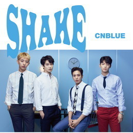 CNBLUE 11th SINGLE「SHAKE」【初回限定盤A】